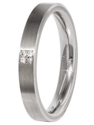 Boccia 0120-01 Titanium Damen-Ring