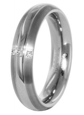 Boccia 0131-03 Titan Damen-Ring