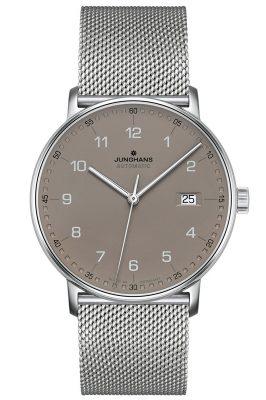 Junghans 027/4836.44 Automatik-Armbanduhr Form A