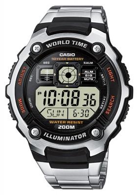 Casio AE-2000WD-1AVEF Herren Digitaluhr