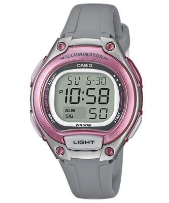 Casio LW-203-8AVEF Digital Mädchenuhr