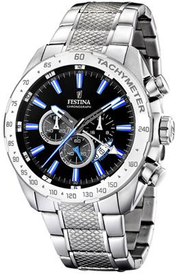 Festina F16488/3 Herren-Chronograph