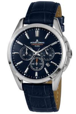 Jacques Lemans 1-1945B Herrenuhr Chronograph Derby