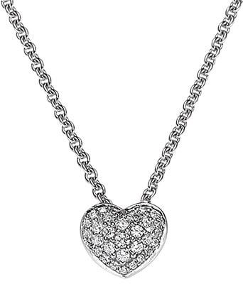 774502 Damen-Halskette mit Herz-Anhänger