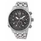 Citizen AS4050-51E Pilot Titan Funk-Alarm-Chrono