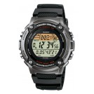 Casio W-S200H-1AVEF Solar Alarm-Chronograph