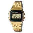 Casio A159WGEA-1EF Alarm Chrono Digital Watch