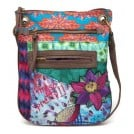Desigual 31X5585 Pretty Damen Umhngetasche
