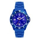 Ice-Watch SI.BE.S.S.09 Sili Blue Small Quarzuhr