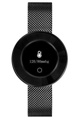 Atlanta 9705/7 Smartwatch mit Touchdisplay Schwarz