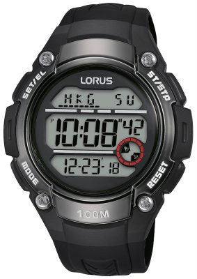 Lorus R2327MX9 Digitaluhr Herren-Chronograph