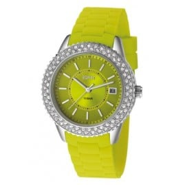 Esprit ES106212003 Marin Glints Lime Ladies Watch