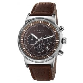 Esprit ES106851002 Woodward Brown Herren-Chronograph
