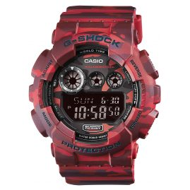 Casio GD-120CM-4ER G-Shock Camouflage Herren-Digitaluhr