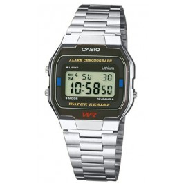 Casio A163WA-1QES Collection Digitaluhr