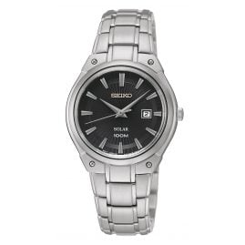 Seiko SUT141P1 Solar Ladies Watch