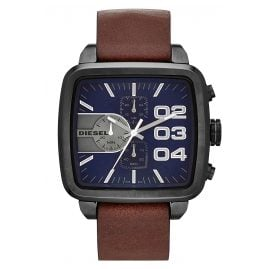 Diesel DZ4302 Double Down Square Herren-Chronograph
