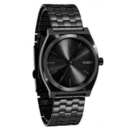 Nixon A045 001 Time Teller All Black Herrenuhr