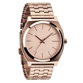 Nixon A045 897 Time Teller All Rose Gold Herrenuhr