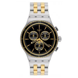 Swatch YVS403G Sobro Chronograph Mens Watch