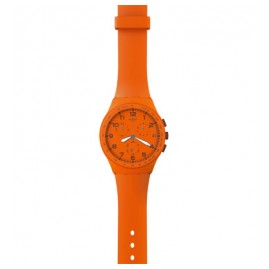 Swatch SUSO400 Chrono Plastic Wild Orange Watch