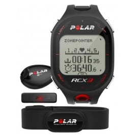 Polar RCX3M Run Black Multisport Trainingscomputer