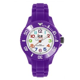 Ice-Watch MN.PE.M.S.12 Mini Purple Armbanduhr
