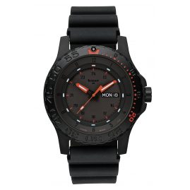 traser H3 100370 Red Combat Mens Watch