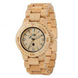 WeWood WW01001 Date Beige Armbanduhr
