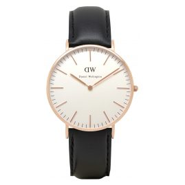 Daniel Wellington 0508DW Sheffield Rose Gold Damenuhr