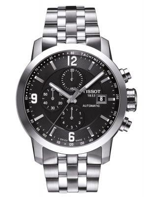 Tissot T055.427.11.057.00 Herrenuhr PRC 200 Automatik Chronograph