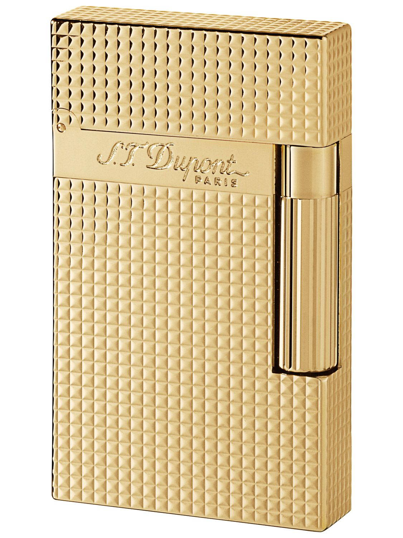 S.T. Dupont 016284 Feuerzeug Linie 2 Carrée