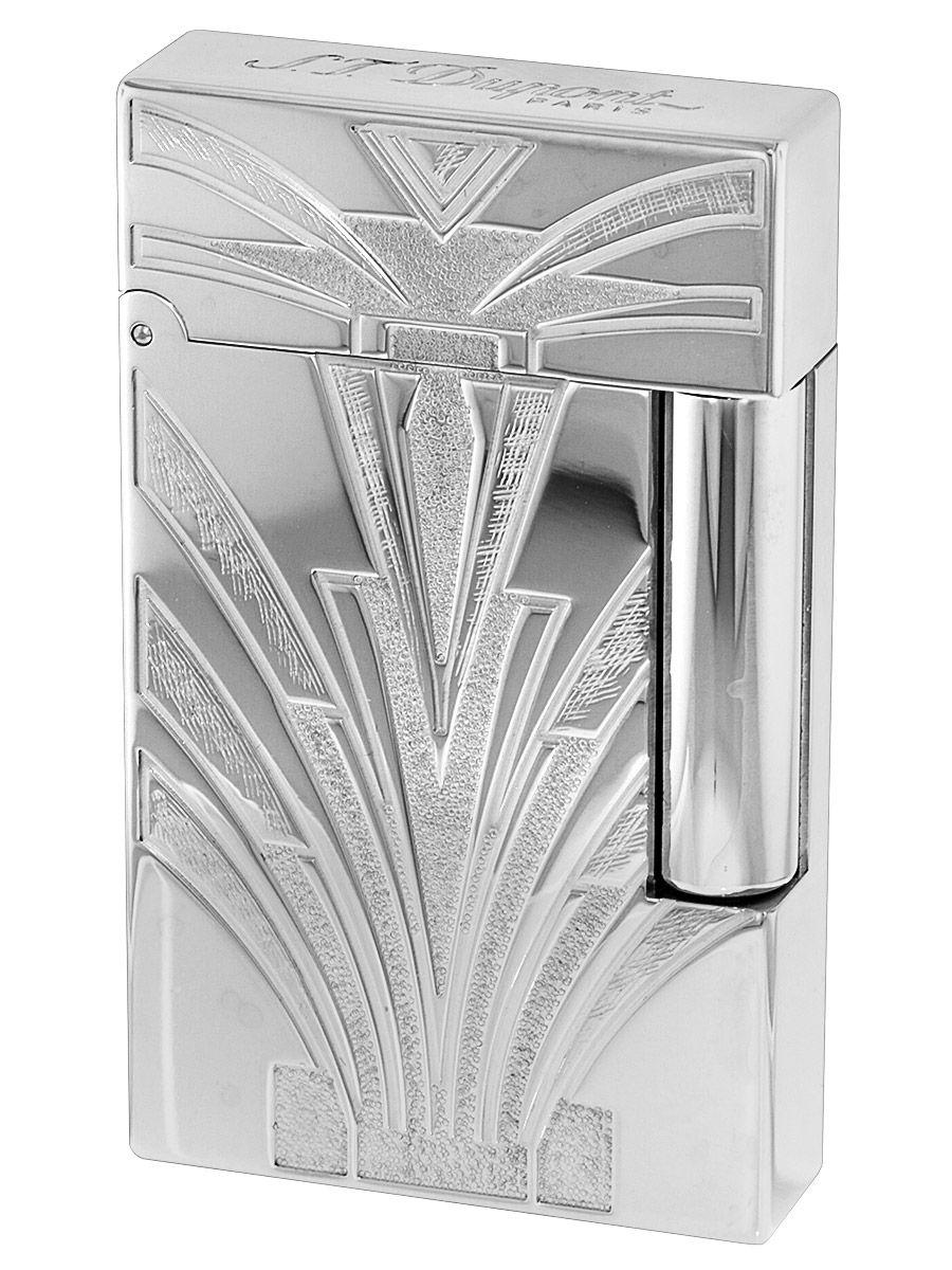 S.T. Dupont 16923 Feuerzeug Art Deco - limitierte Auflage - Preisvergleich
