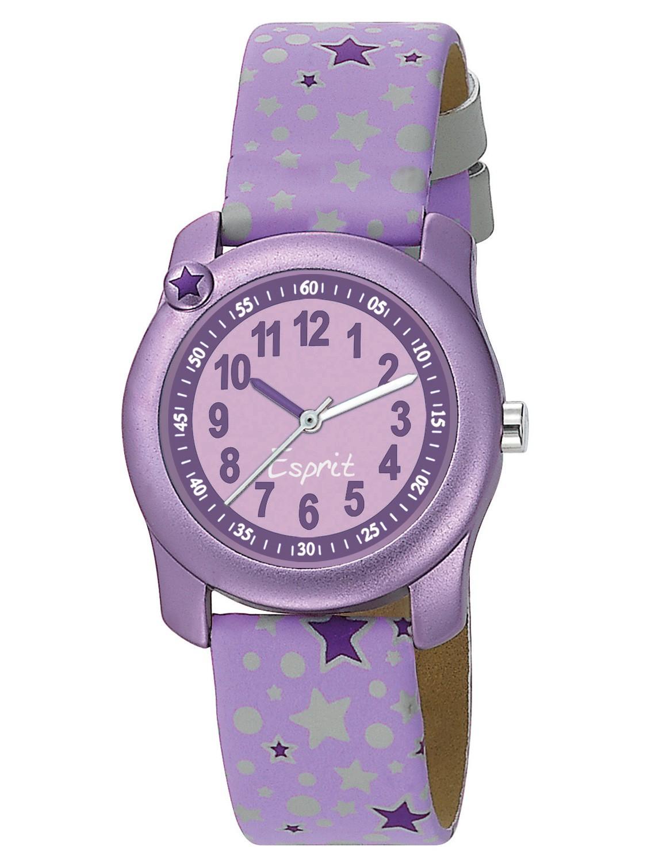 Esprit kids watches es105284002 little star purple girls watch set