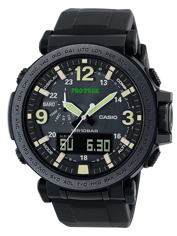 Casio PRG-600Y-1ER Pro Trek Monte Cristallo Out...