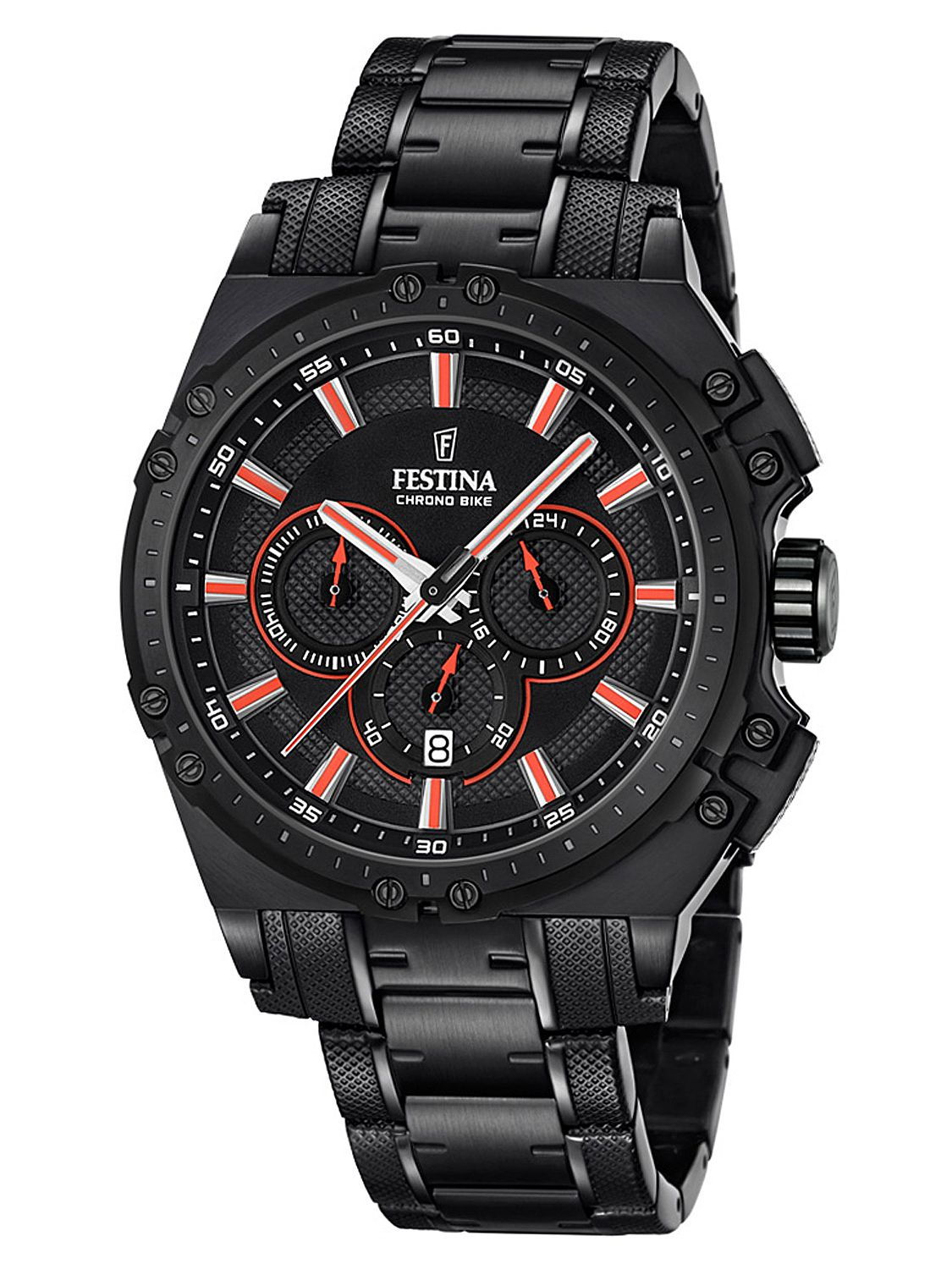 Festina F16969/4 Chrono Bike Chronograph Herrenuhr
