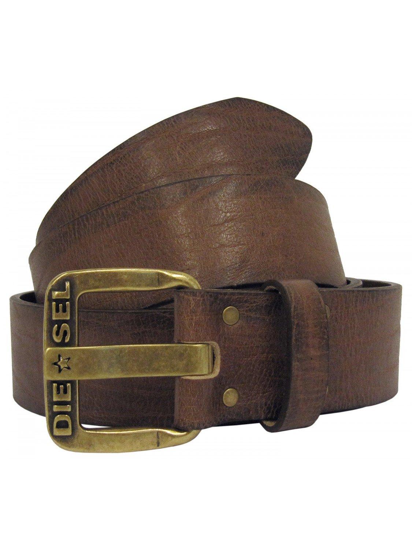Uhrcenter.de  Diesel 00S239 B-Star Cintura Herren Gürtel Braun