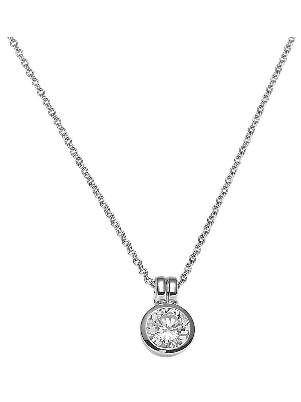 Uhrcenter.de  Viventy 774572 Silber Damen-Halskette
