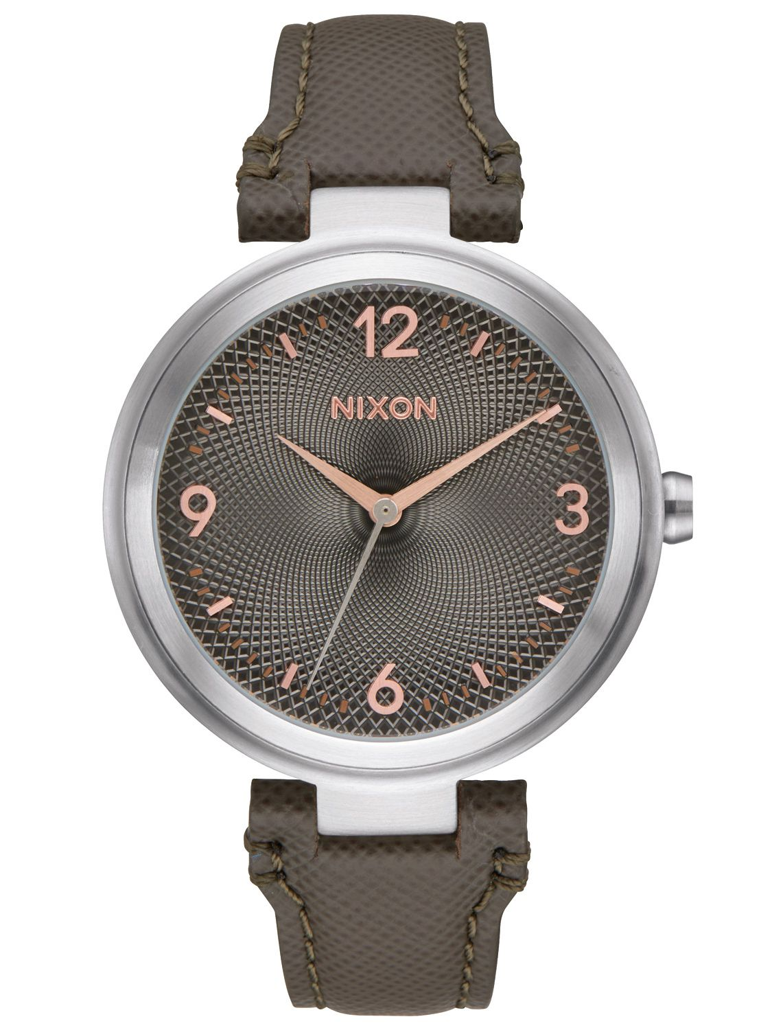 Nixon A992 2271 Chameleon Leather Damenuhr