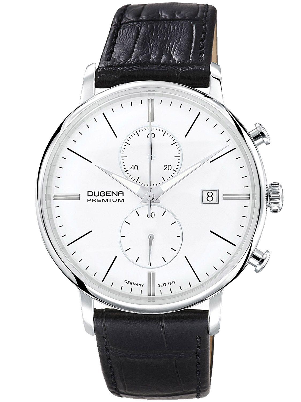 Uhrcenter.de  Dugena Premium 7000168 Festa Chronograph Herrenuhr