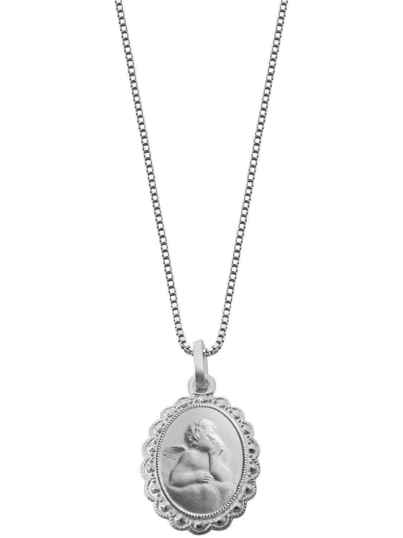 trendor 61481 Silber Engel Anhänger mit Kette Preisvergleich
