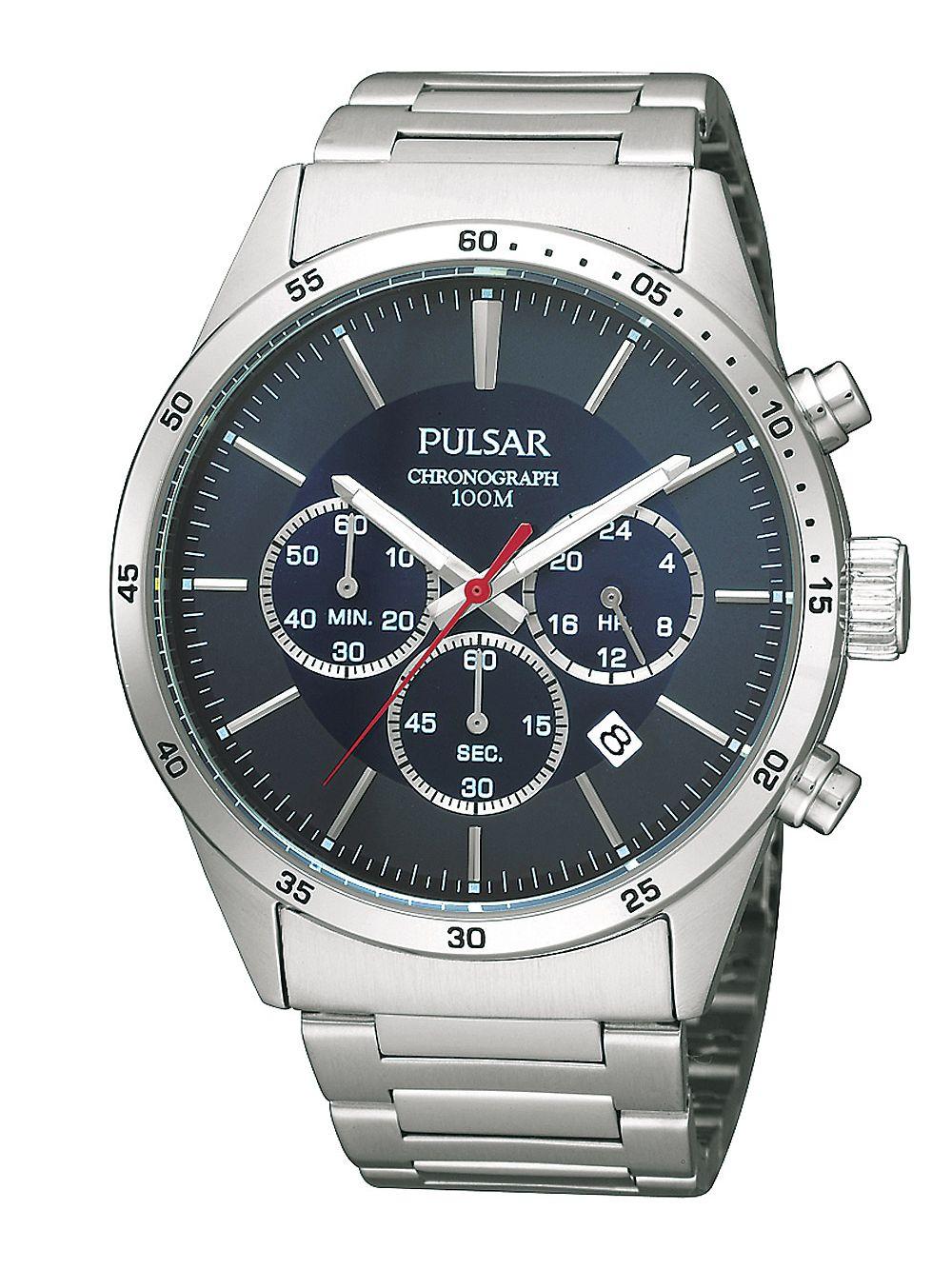 Pulsar PT3003X1 Herrenuhr Chronograph