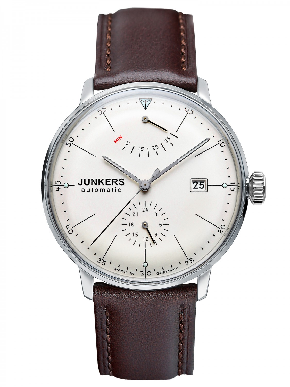 Junkers 6060-5 Bauhaus Automatik Herrenuhr