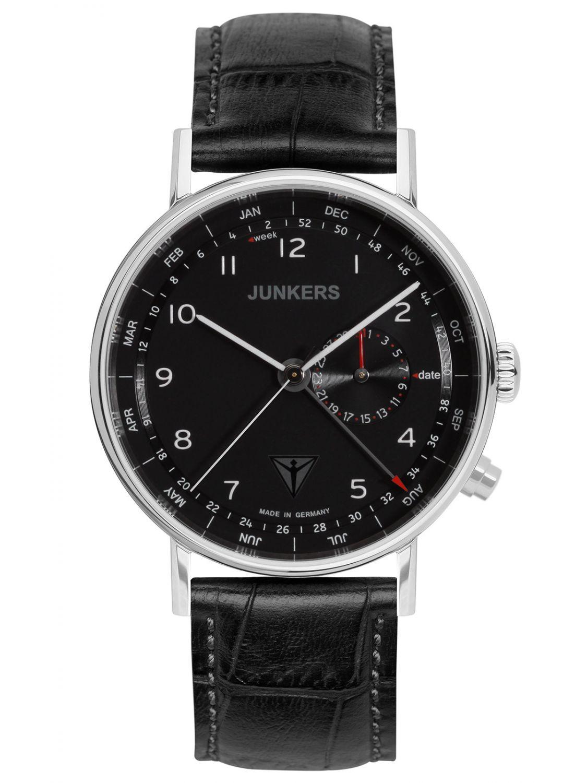 Junkers 6734-2 Eisvogel F13 Multifunktion Herrenuhr