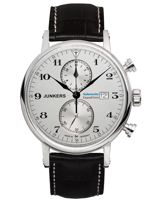 Junkers 6586-1 Expedition Südamerika Herren-Chronograph