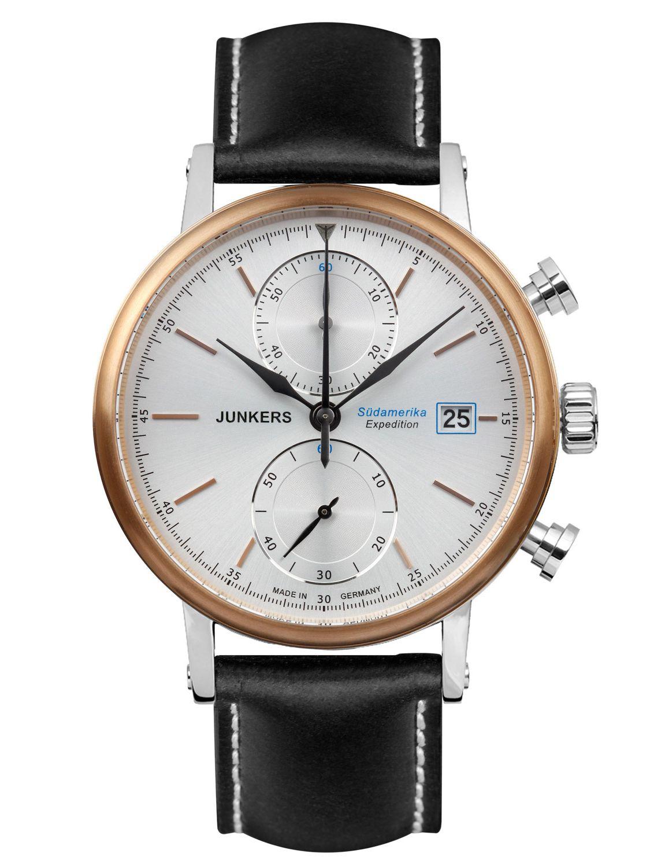 Junkers 6588-1 Herren-Chronograph Expedition Südamerika