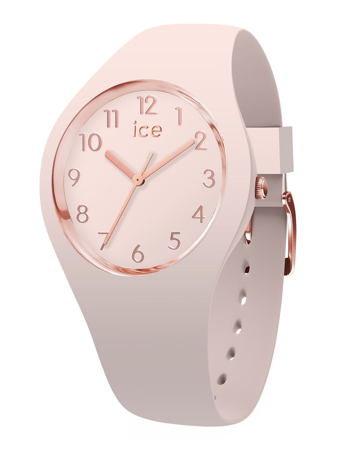 Ice-Watch 015330 Damenuhr Ice Glam Colour Nude S