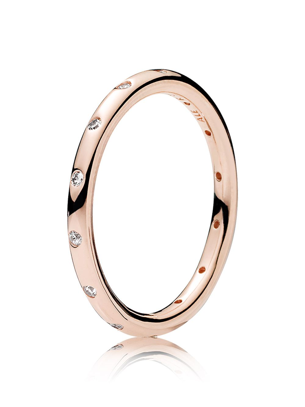 Pandora 180945CZ Damenring Tröpfchen Rosé - Preisvergleich