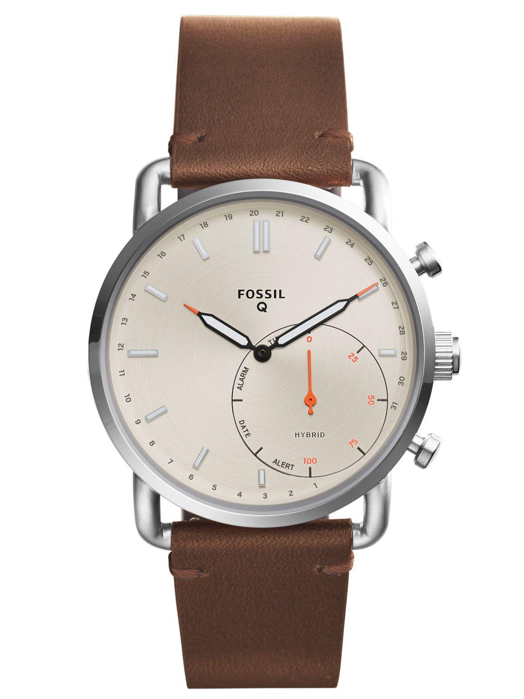 Fossil Q FTW1150 Commuter Hybrid Herren-Smartwatch