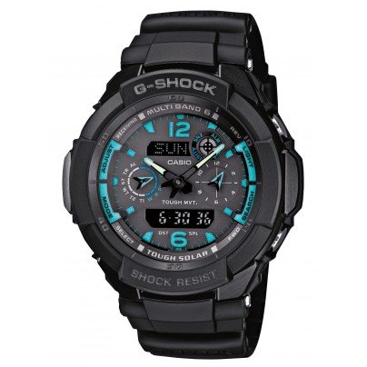Casio GW-3500B-1A2ER G-Shock Radio Solar Watch
